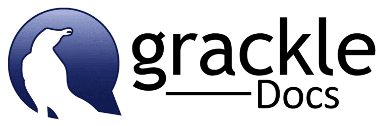 GrackleDocs Logo