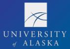 Uni of Alaska Logo